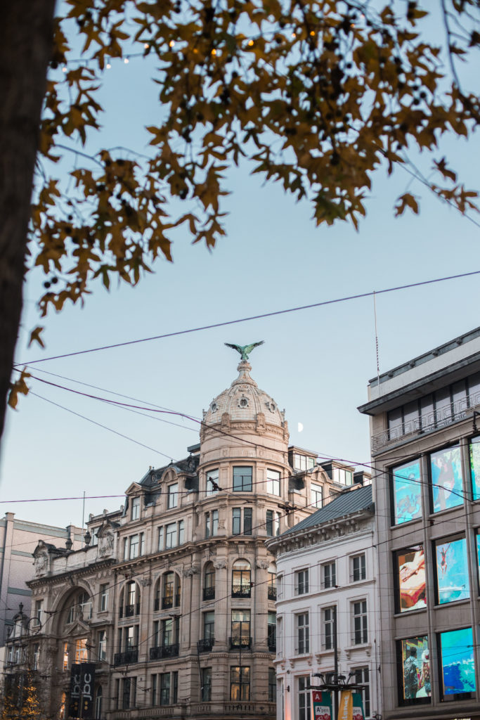 Urban fotografie in Antwerpen