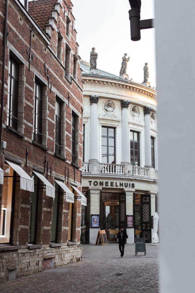 Stadsfotografie in Antwerpen