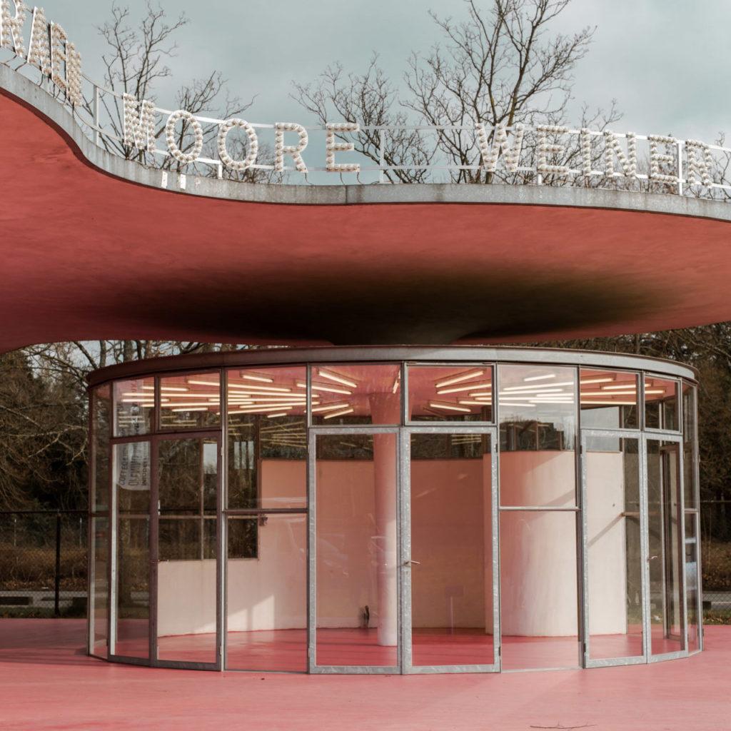 Middelheimmuseum in Antwerpen door Nanne van Hout