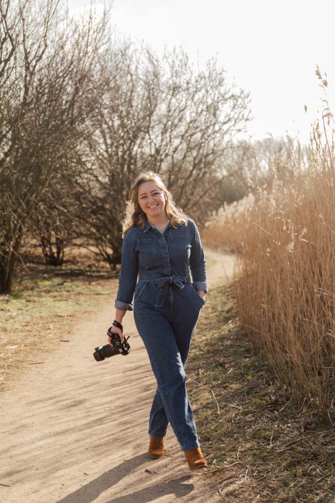 Business shoot Marlot Bakker door Nannegraph