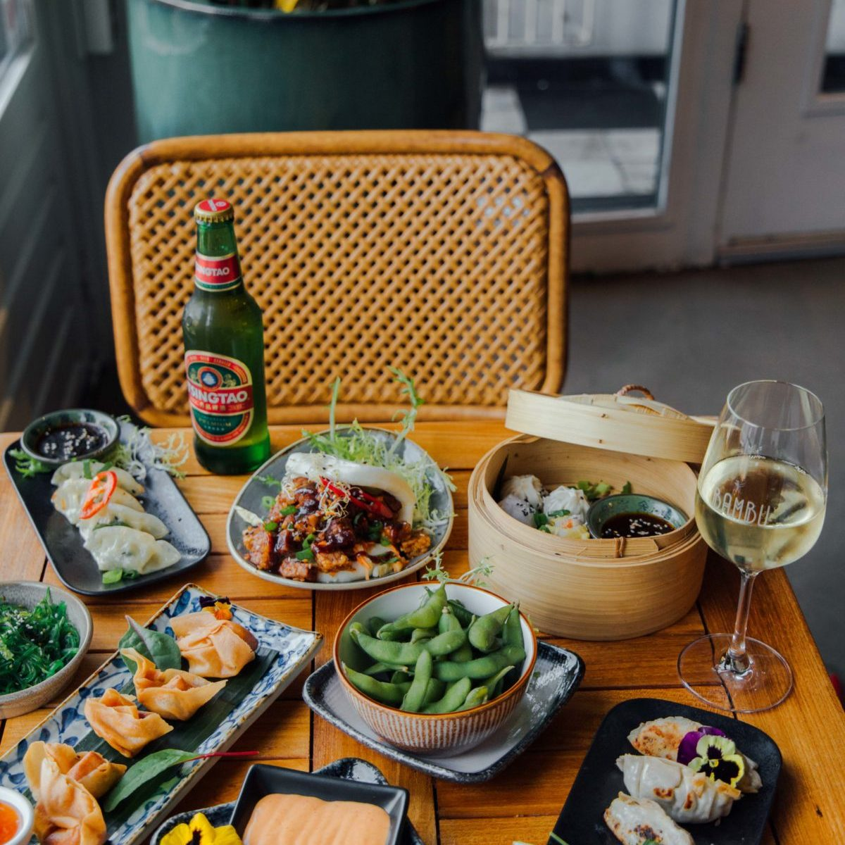 Restaurant fotografie in Haarlem - Bambu Kitchen & Bar