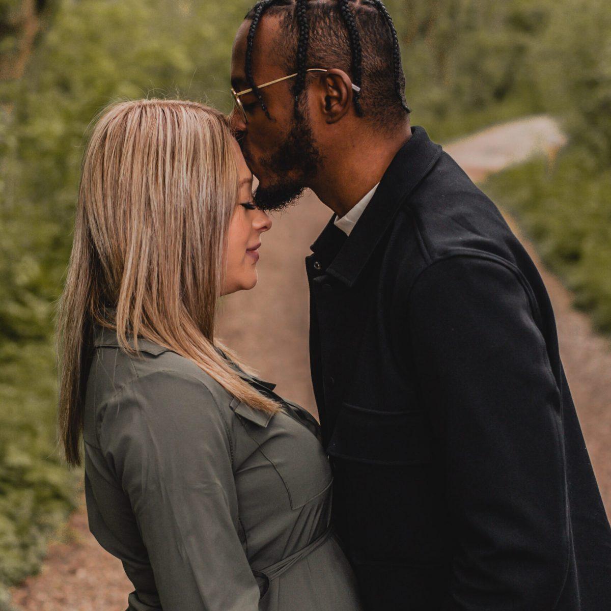 Zwangerschapsshoot van Dwayne & Priscilla